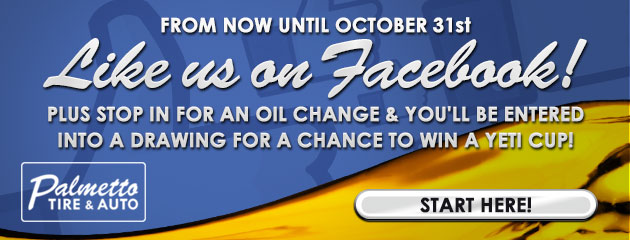 Like us on Facebook and Enter to win!
