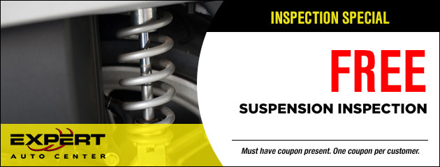 Free Suspension Inspection