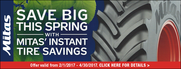 Mitas Instant Tire Savings