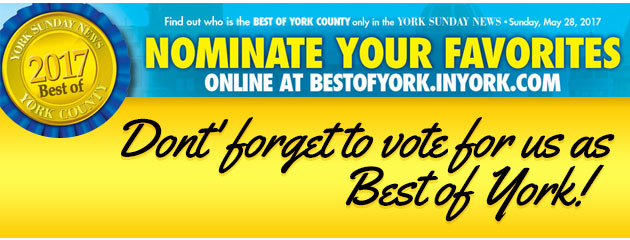 Vote for Best of York!