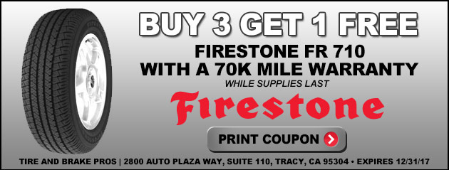Buy 3 Get 1 Free Firestone FR 710