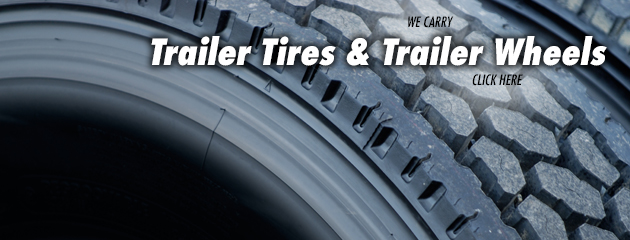 Trailer Tires and Trailer Wheels
