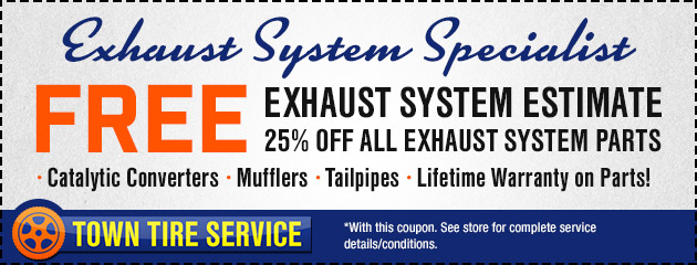 Exhaust System Special