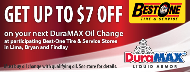 Get Up to $7 Off Duramax Oil Change