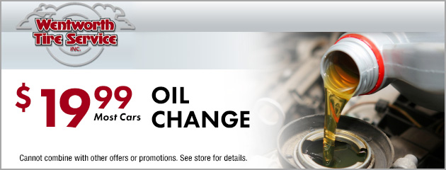 $19.99 Oil Change Special