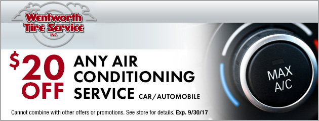 $20 Off any A/C service