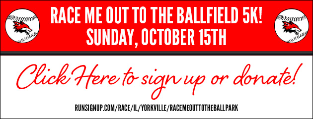Run Me Out to the Ballfield 5K!