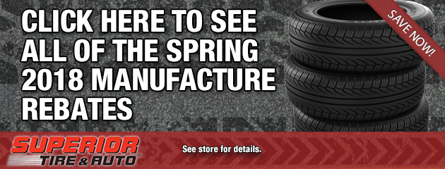 Click Here To See all Of the Spring 2018 Manufacture Rebates