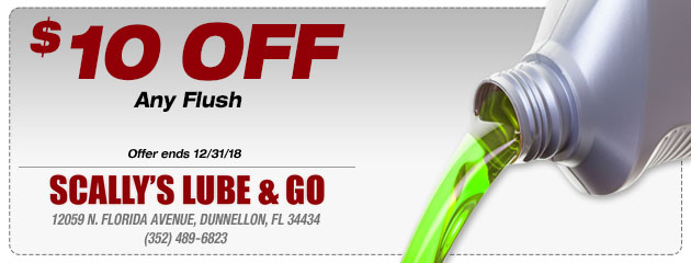 $10 Off Any Flush