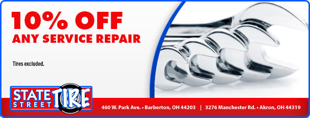 10% Off Any Service Repair
