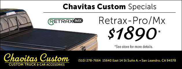 Special on Retrax Pro Mx