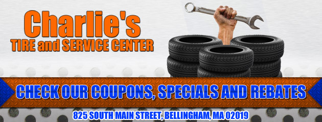 Charlies Tire and Service Center Savings