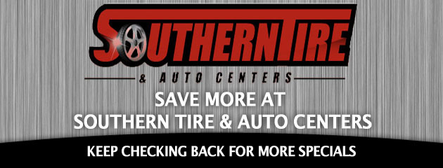 Southern Tire and Auto Centers Savings