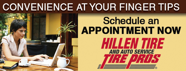 Schedule an appointment today