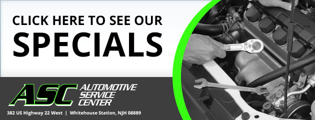 Automotive Service Center Savings