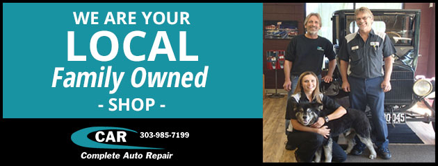 We are your Local, Family Owned Shop