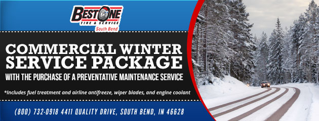 Commercial Winter Service Package
