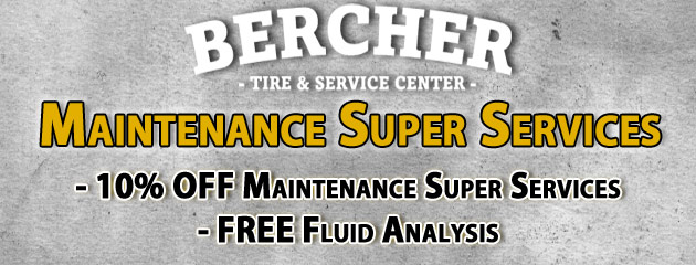 Maintenance Super Service Coupon
