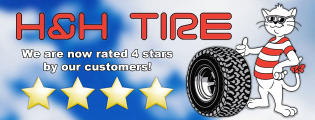 H H Tire Tires Colorado Springs Co Auto Repair Shop