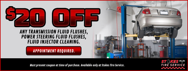 $20 Off Fluid Flushes