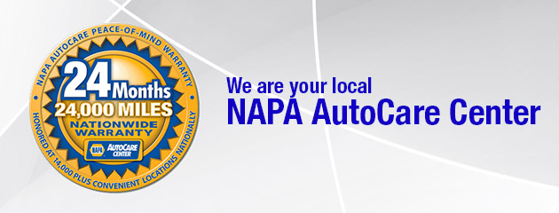 Your Local NAPA Auto Care Center