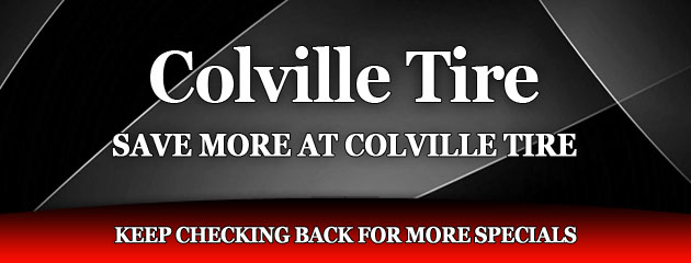 Colville Tire_Coupons Specials