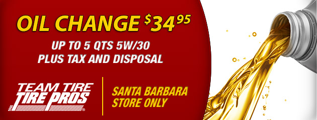 $34.95 Oil Change Special (SB)