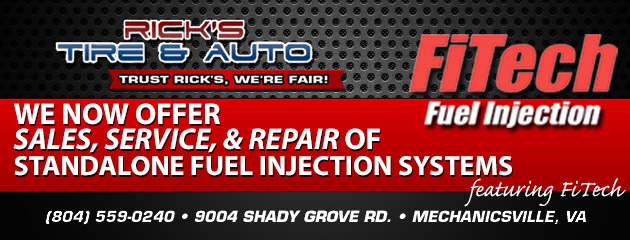 We offer Fuel Injections