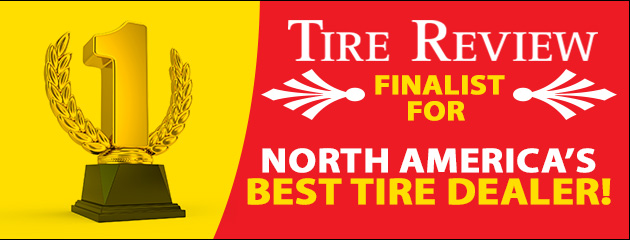 Tire Review Finalist