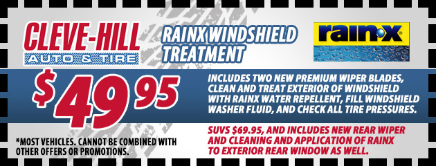 RainX Windshield Treatment-