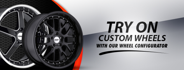 Try On Custom Wheels