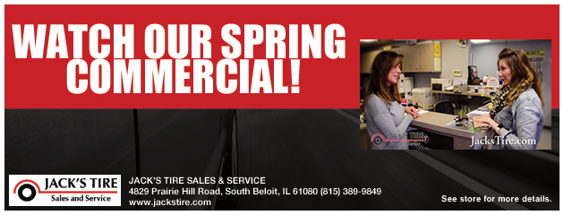 Watch our Spring Commercial!