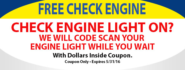 FREE Check Engine!