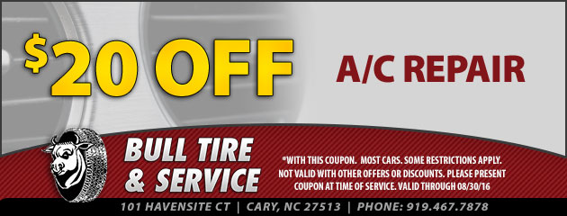 $20 Off any AC Repair
