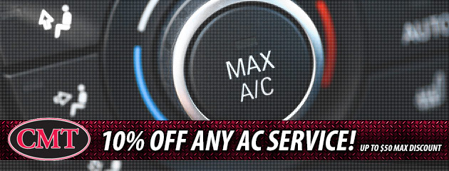 10 Percent Off Any AC Service