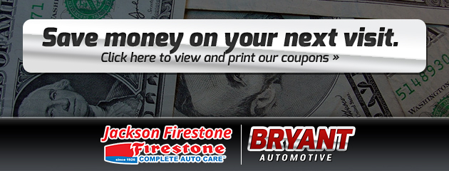 Bryant Automotive Savings