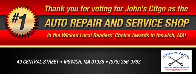 Voted #1 Auto Repair and Service Shop!