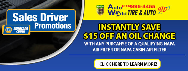 Instantly Save $15 Off an Oil Change