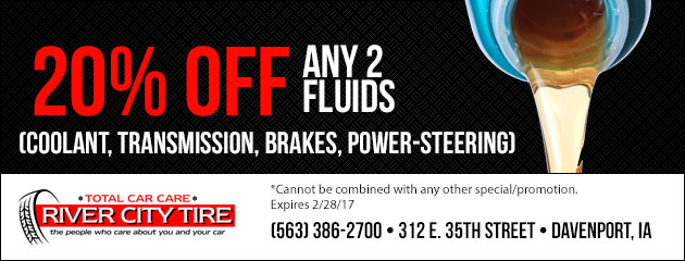 20% Off Any 2 Fluids