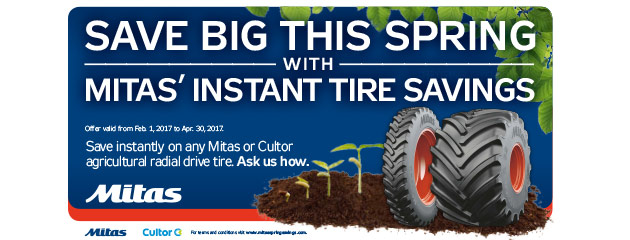 Save on Midas or Cultor With Instant Tire Savings