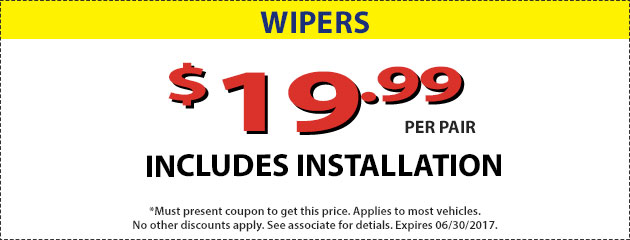 $19.99 Wipers