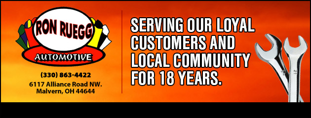 Serving our loyal customers and local community for 18 years.