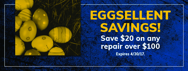 Eggsellent Savings!