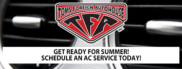 Schedule an AC Service Today!