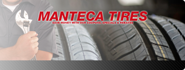 Save More at Manteca Tires