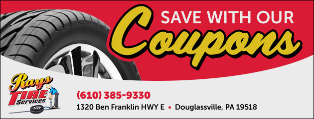Save w/ our coupons