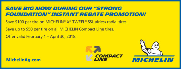 Michelin AG - Strong Foundation Rebate