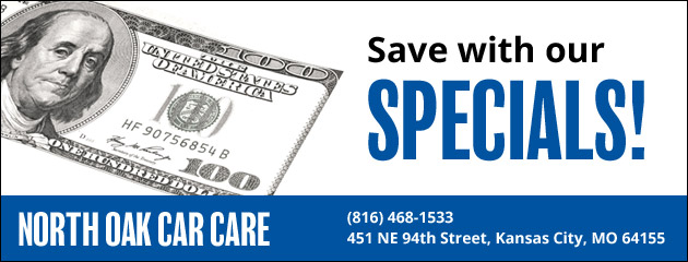 Save With Our Specials