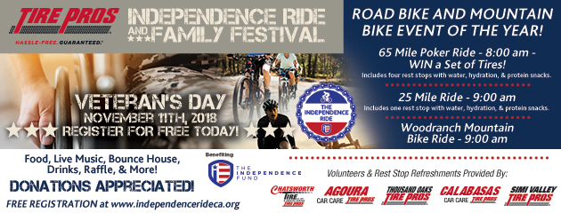 Tire Pros - Independence Ride and Family Festival