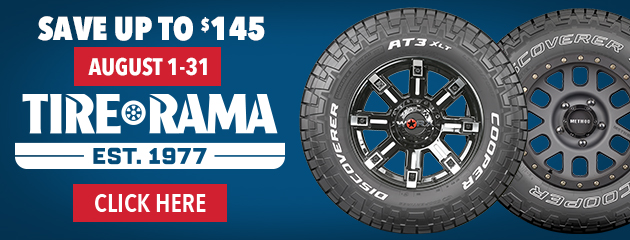 Tire Rama | Locations in Montana and Washington | Tires & Auto Repair